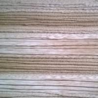 Строганный шпон зебрано